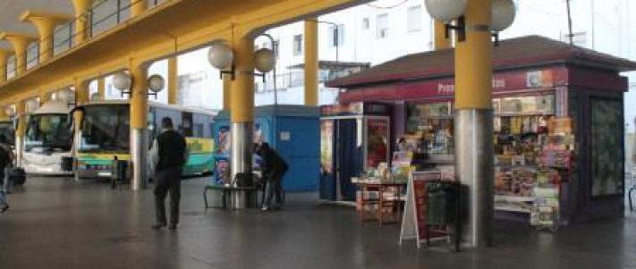 informacion estacion autobuses: