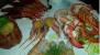Delicias del mar de la Pizzeria Panaro