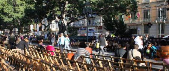 40 familias que buscan unir sus localidades