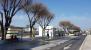 Nuevo intercambiador de autobuses de Chiclana, junto al Rio Iro