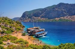 Excursión en barco por el mar Egeo Desde Marmaris incluyendo almuerzo