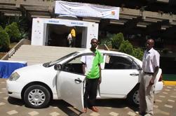 Traslado privado de ida y vuelta a Nairobi