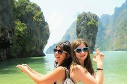 Viaje de un día a la isla de James Bond por Lancha rápida de Phuket