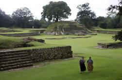 Sitio Arqueológico Iximche de la Ciudad de Guatemala