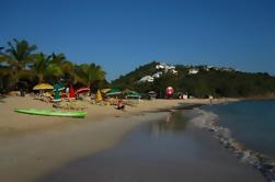 Excursión a la costa de St Maarten: Tour a las Islas Roots
