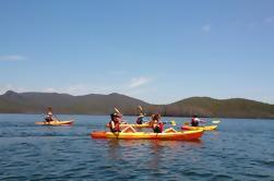 Hinze Dam Kayak y excursión a pie desde la Costa de Oro
