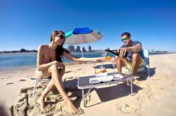 Broadwater y Wave Break Island Snorkel y fondo de cristal Kayak Por la tarde Tour desde la Costa de Oro
