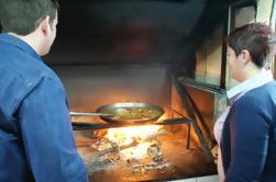 Tour de turismo y clase de cocina Paella
