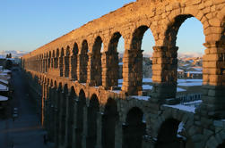 Segovia e Avila Guided Day Tour Da Madrid
