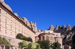 Destacados de Barcelona y Montserrat con tren Cogwheel Tour guiado