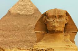 Pirâmides de Giza Museu Egípcio Esfinge e Khan El Khalili Bazaar
