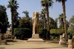 Viaje guiado privado a Dahshur, Memphis y Saqqara