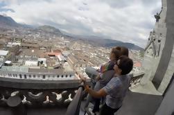 2 Noches de Experiencia en Quito: Traslado, Tour y Hotel
