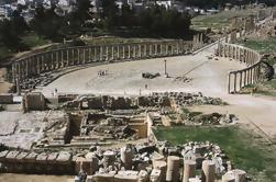 A Excursão Norte da Jordânia Jerash Ajloun Castle e Umm Qais