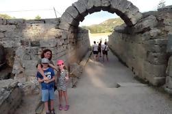 Tour clássico de 4 dias na Grécia: Epidaurus, Mycenae, Olympia, Delphi, Meteora