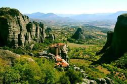 Excursão privada de 4 dias a Delphi, Meteora, Pelion e Thermopylae de Atenas