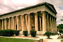Visite privée d'une journée complète: les principaux points forts d'Athènes, plus le district de Kifissia
