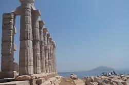 Circuit Privé Combo-Saver de 2 jours: Principaux sites d'Athènes avec Cap Sounion et Temple de Poséidon ainsi que Delphes