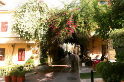 Athènes, la nourriture et la culture moderne Visite privée à pied dans la vieille ville