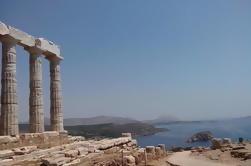 Excursion privée d'une journée complète: Highlights essentielles d'Athènes plus Cape Sounion et Temple de Poséidon