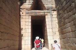 Tour clássico de 5 dias na Grécia: Epidaurus, Mycenae, Olympia, Delphi, Meteora