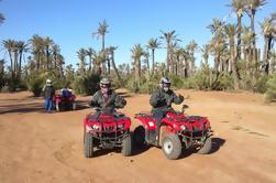 Full-Day cammello equitazione con Quad esperienza da Marrakech
