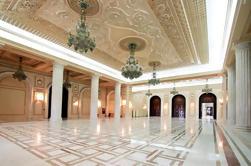 Tour Privado de Bucarest con Palacio Mogosoaia y Monasterio Snagov