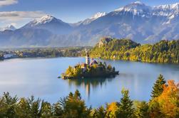 Excursión de un día a Ljubljana y Bled desde Zagreb