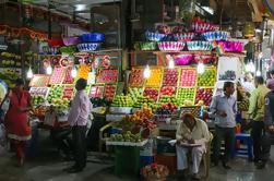 Excursión a pie del bazar de Mumbai