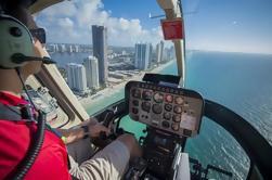 Excursión en helicóptero a las playas doradas