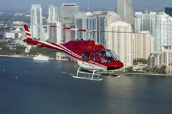 El Gran Tour en Helicóptero de Miami