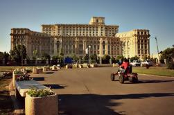 Paseo privado a pie de la comuna de Bucarest