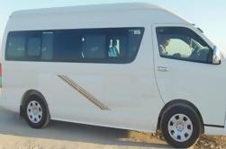 Transporte privado a Hurghada desde Luxor