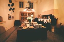 Cours de cuisine en petits groupes et Villa Mosconi Bertani Estate Visit