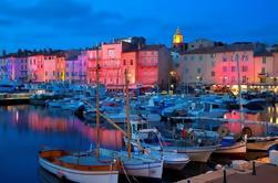 Tour Privado: Viaje de día completo a St Tropez desde Niza