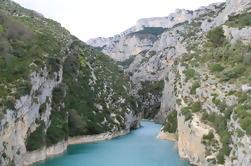 Tour Privado: Excursión de un día entero a las Gorges Du Verdon de Niza