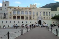 Excursión de medio día a Mónaco Monte Carlo y Eze desde Niza