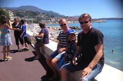 Tour privado de día completo a Italia y Menton