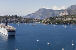 Villefranche Shore Excursion: Excursión de medio día a Eze, Monaco y Monte Carlo