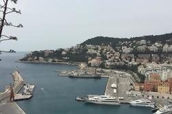 Villefranche Shore Excursion: Excursión de un día a Niza, Eze y Mónaco