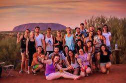5-Day Camping Tour de Darwin a Alice Springs a través de Uluru Ayers Rock