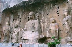 Xi'an nach Luoyang Private Tagestour mit dem Hochgeschwindigkeitszug: Longmen Grotten und Shaolin Tempel