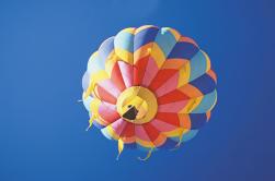 Vuelo en globo aerostático desde Bristol