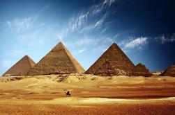 Destacados de El Cairo: Tour guiado de 2 días incluyendo paseo en camello