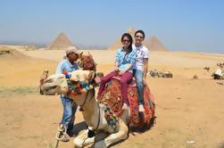 Highlights de El Cairo: Tour guiado de 3 días con cena crucero y Camel Ride