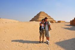 Excursión de un día a las pirámides de Giza, Sakkara, Dahshur y Memphis desde El Cairo