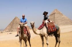 Visita guiada privada a las Pirámides de Giza