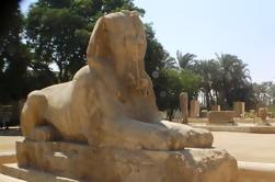 Visita guiada privada a Saqqara, Memphis y Giza