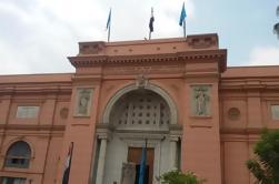 Visita privada del Museo Egipcio de El Cairo con almuerzo