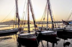 1 hora de crucero privado Felucca en el río Nilo